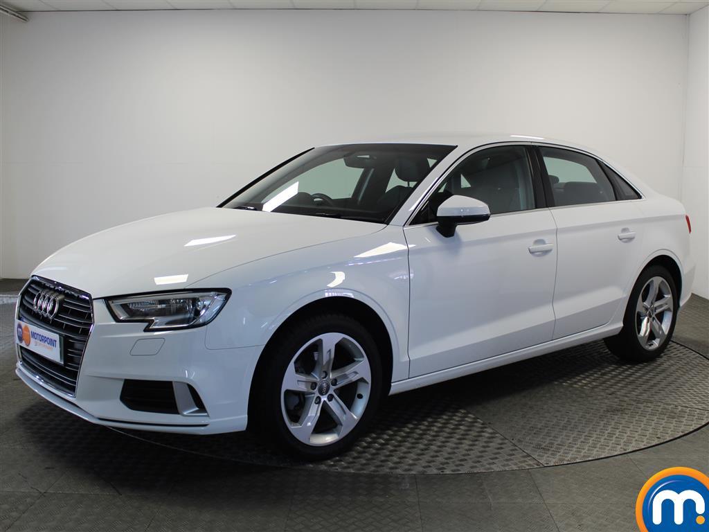 Audi A3 Sport - Stock Number 1030793 Passenger side front corner