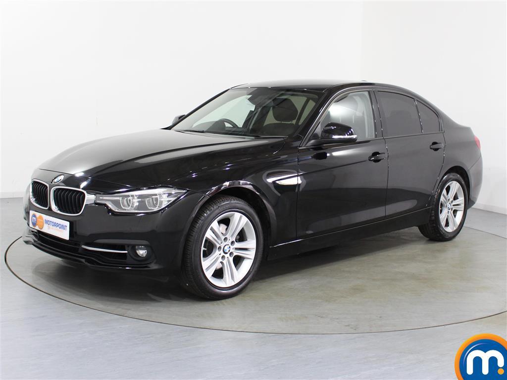 BMW 3 Series Sport - Stock Number (1033616) - Passenger side front corner