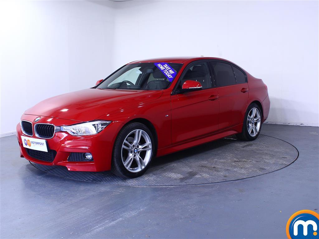 BMW 3 Series M Sport - Stock Number (1038237) - Passenger side front corner