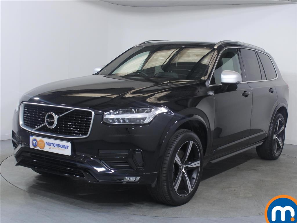 Volvo Xc90 R DESIGN - Stock Number (1035906) - Passenger side front corner