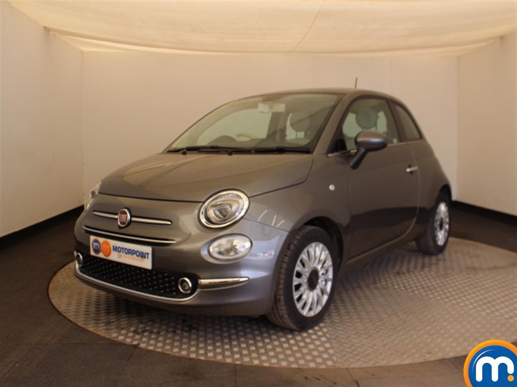 Fiat 500 Lounge - Stock Number 1039703 Passenger side front corner