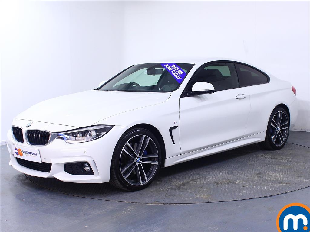 BMW 4 Series M Sport - Stock Number (1041640) - Passenger side front corner