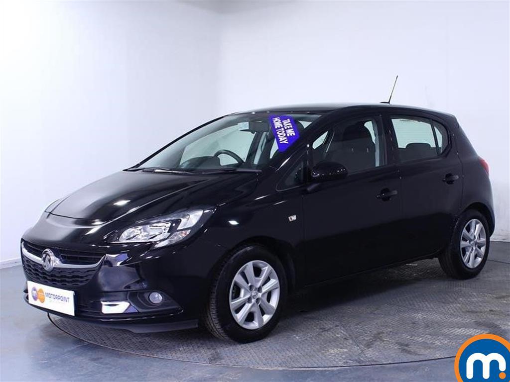 Vauxhall Corsa Design - Stock Number 1041884 Passenger side front corner