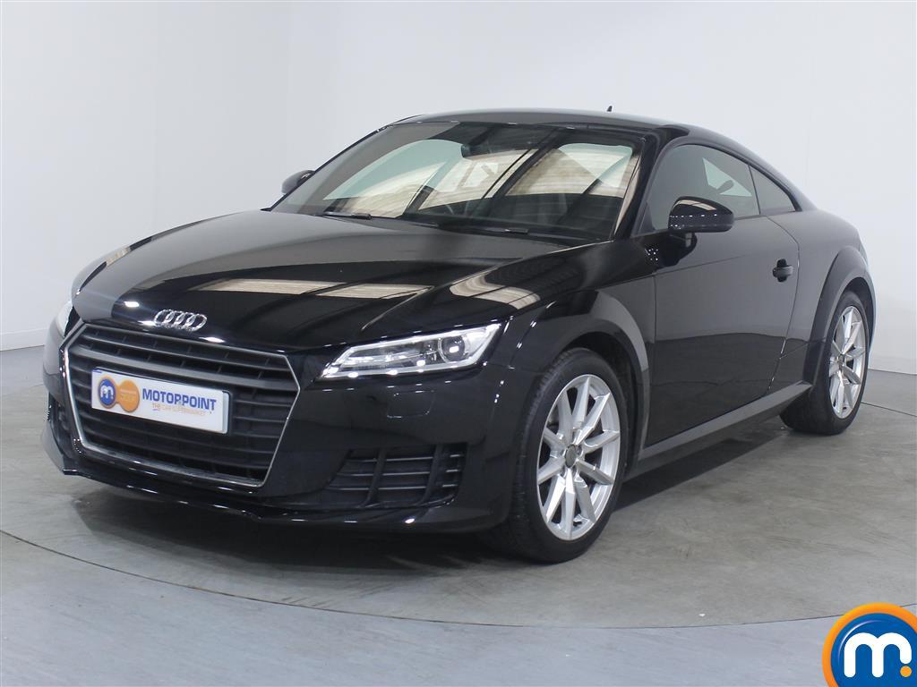 Audi TT Sport - Stock Number (1040889) - Passenger side front corner