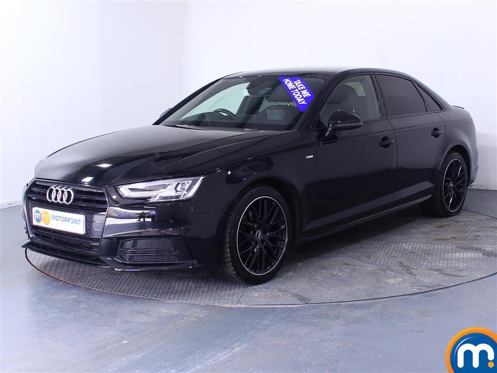 Audi A4 Black Edition - Stock Number (1041118) - Passenger side front corner