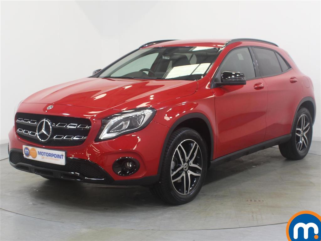 Mercedes-Benz Gla Class Urban Edition - Stock Number 1041970 Passenger side front corner