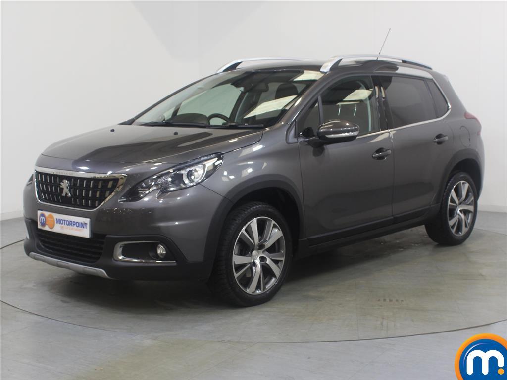 Peugeot 2008 Allure - Stock Number (1040409) - Passenger side front corner