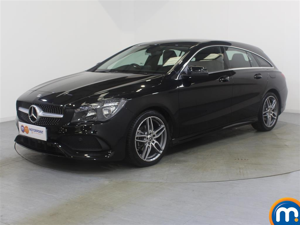 Mercedes-Benz Cla Class AMG Line Edtion - Stock Number 1041116 Passenger side front corner