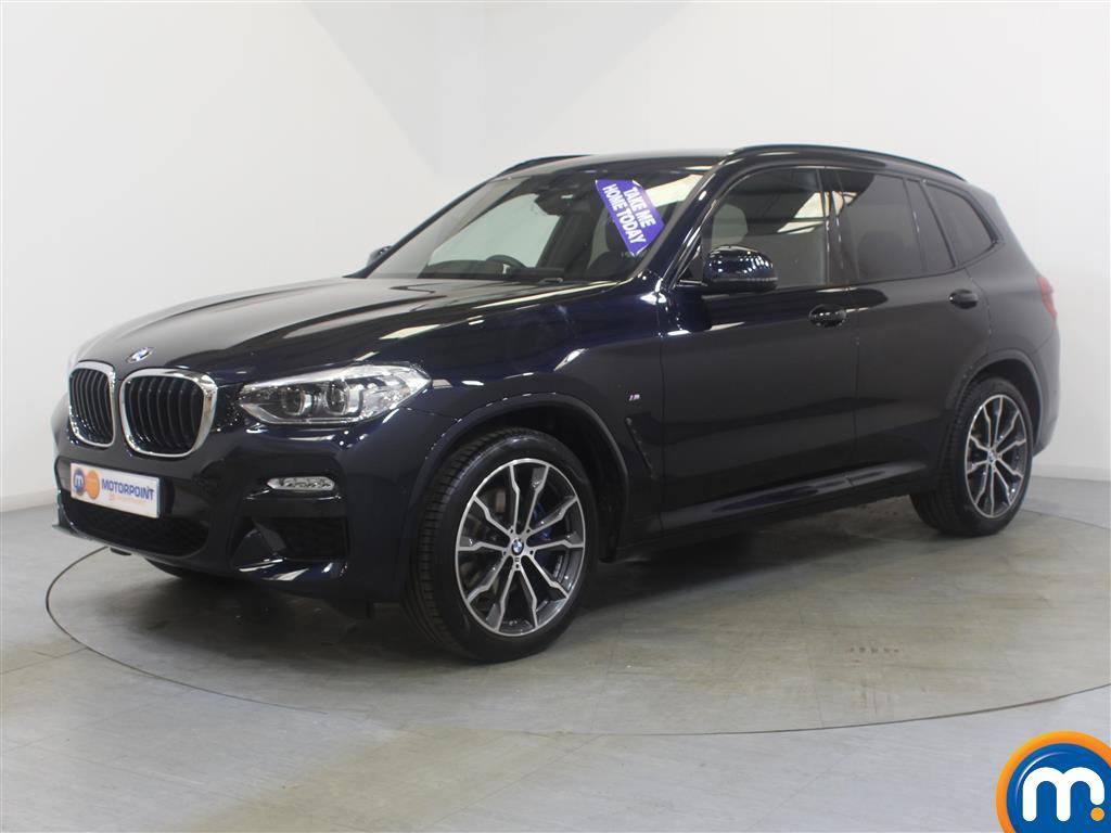 BMW X3 M Sport - Stock Number (1035147) - Passenger side front corner