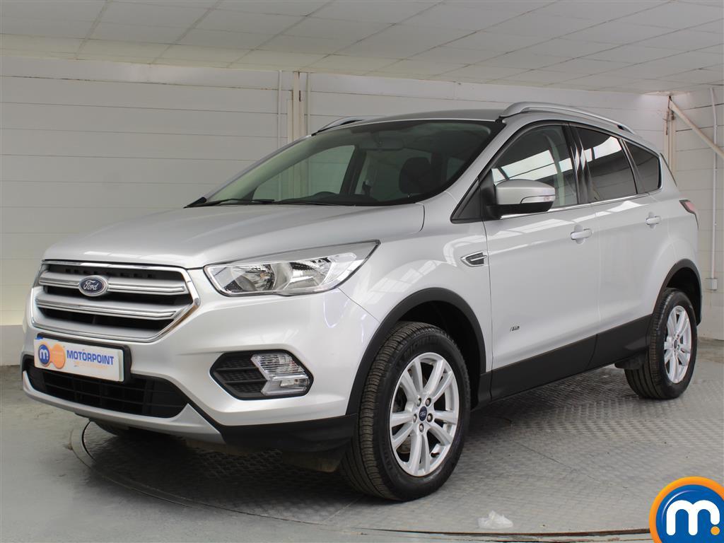 Ford Kuga Zetec - Stock Number (1039232) - Passenger side front corner
