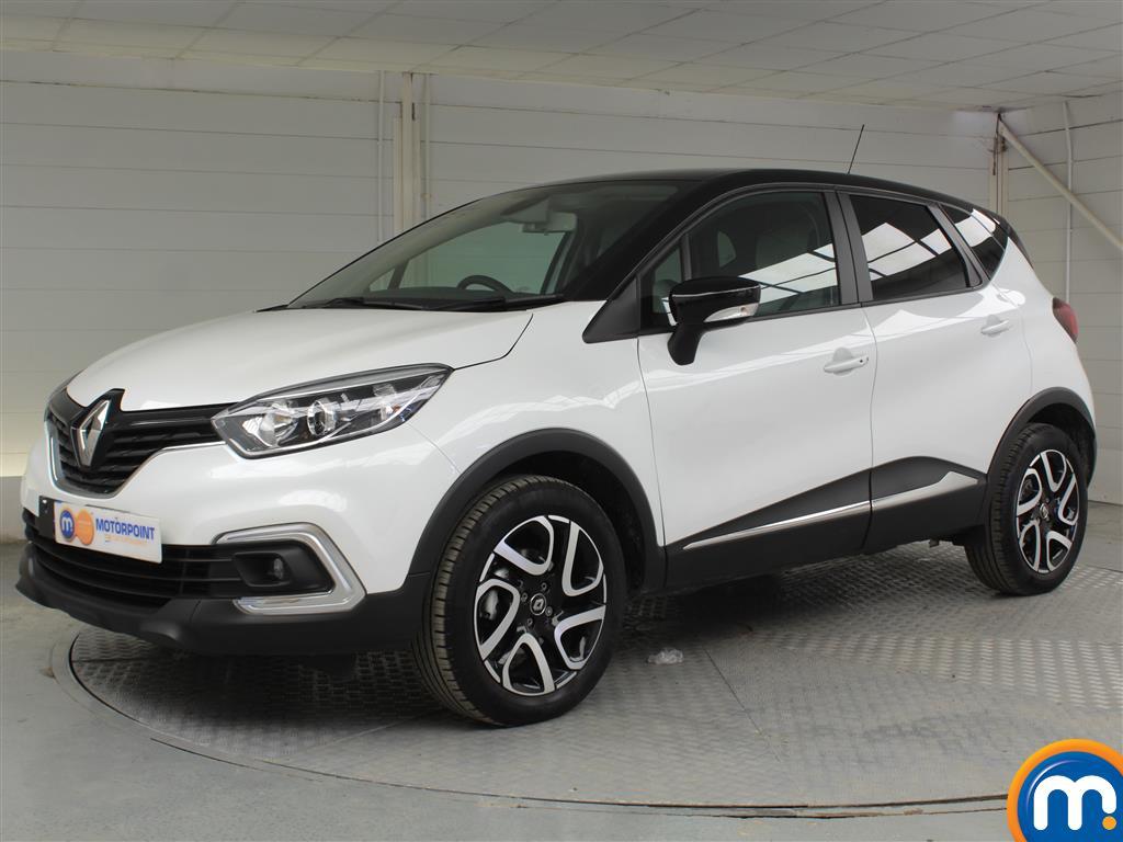 Renault Captur Iconic - Stock Number 1038476 Passenger side front corner