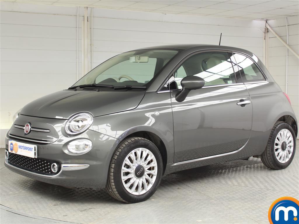 Fiat 500 Lounge - Stock Number (1039739) - Passenger side front corner