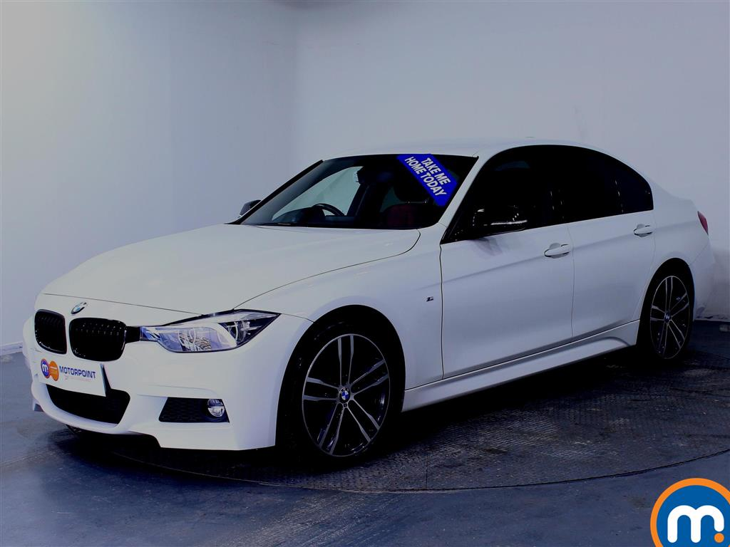 BMW 3 Series M Sport Shadow Edition - Stock Number (1039851) - Passenger side front corner