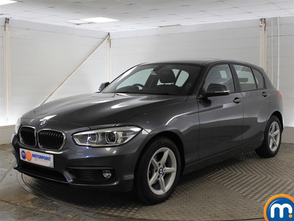 BMW 1 Series SE Business - Stock Number 1040359 Passenger side front corner