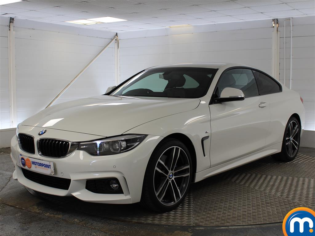 BMW 4 Series M Sport - Stock Number (1041626) - Passenger side front corner
