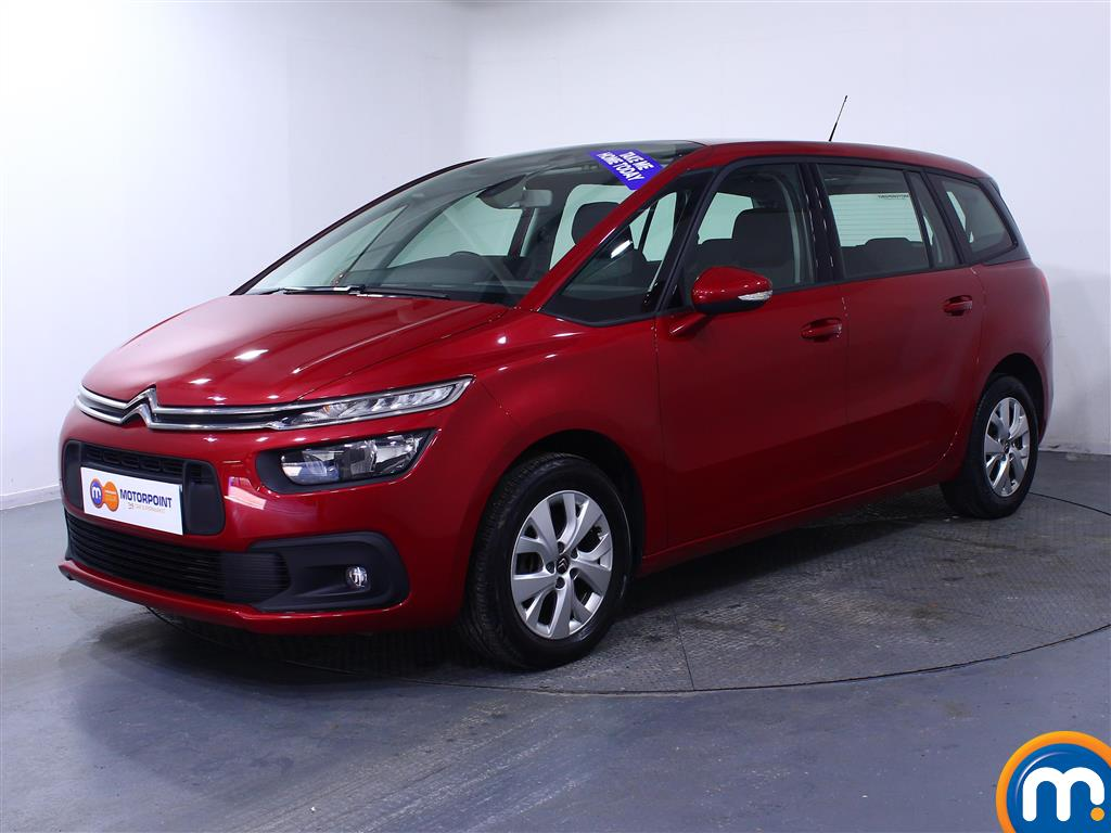 Citroen Grand C4 Picasso Touch Edition - Stock Number (1032823) - Passenger side front corner