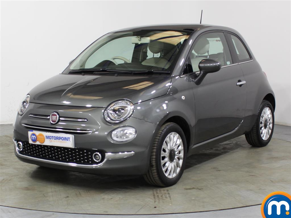Fiat 500 Lounge - Stock Number (1036641) - Passenger side front corner