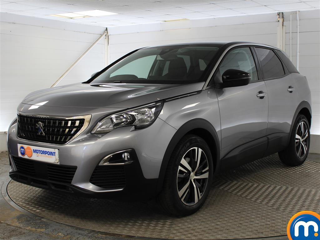 Peugeot 3008 Active - Stock Number (1040022) - Passenger side front corner