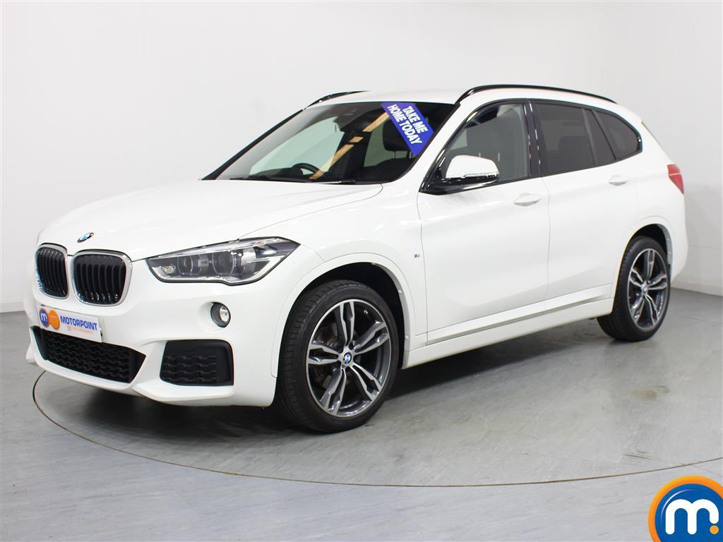 BMW X1 M Sport - Stock Number (1032660) - Passenger side front corner