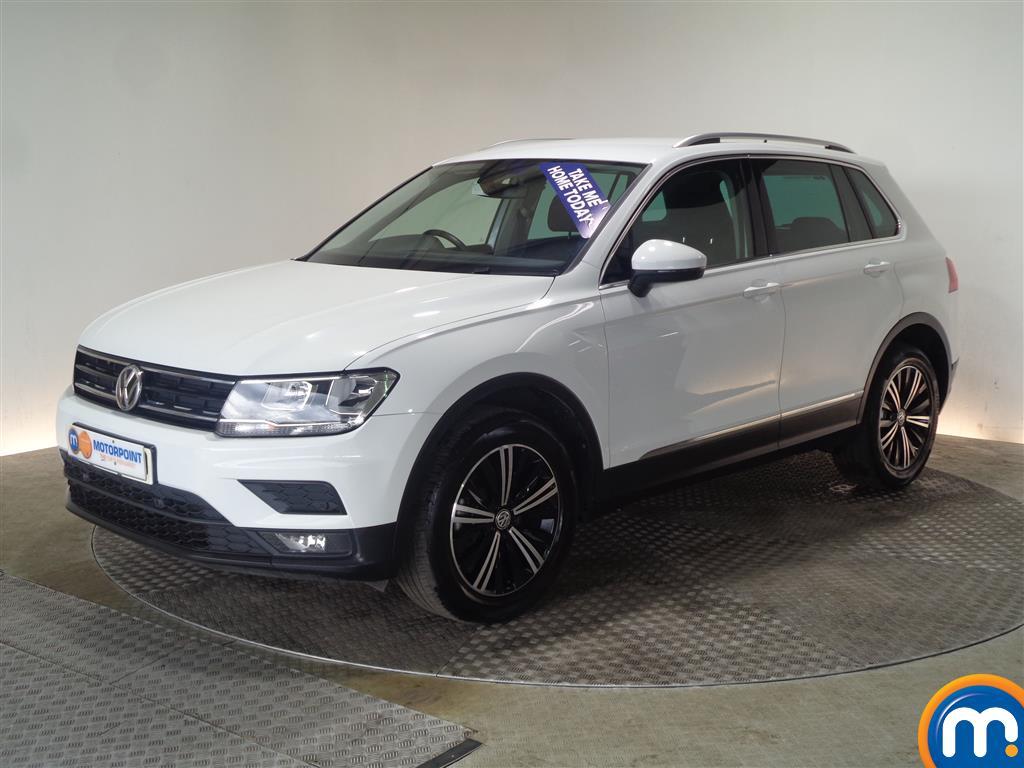 Volkswagen Tiguan SE Nav - Stock Number (1034544) - Passenger side front corner