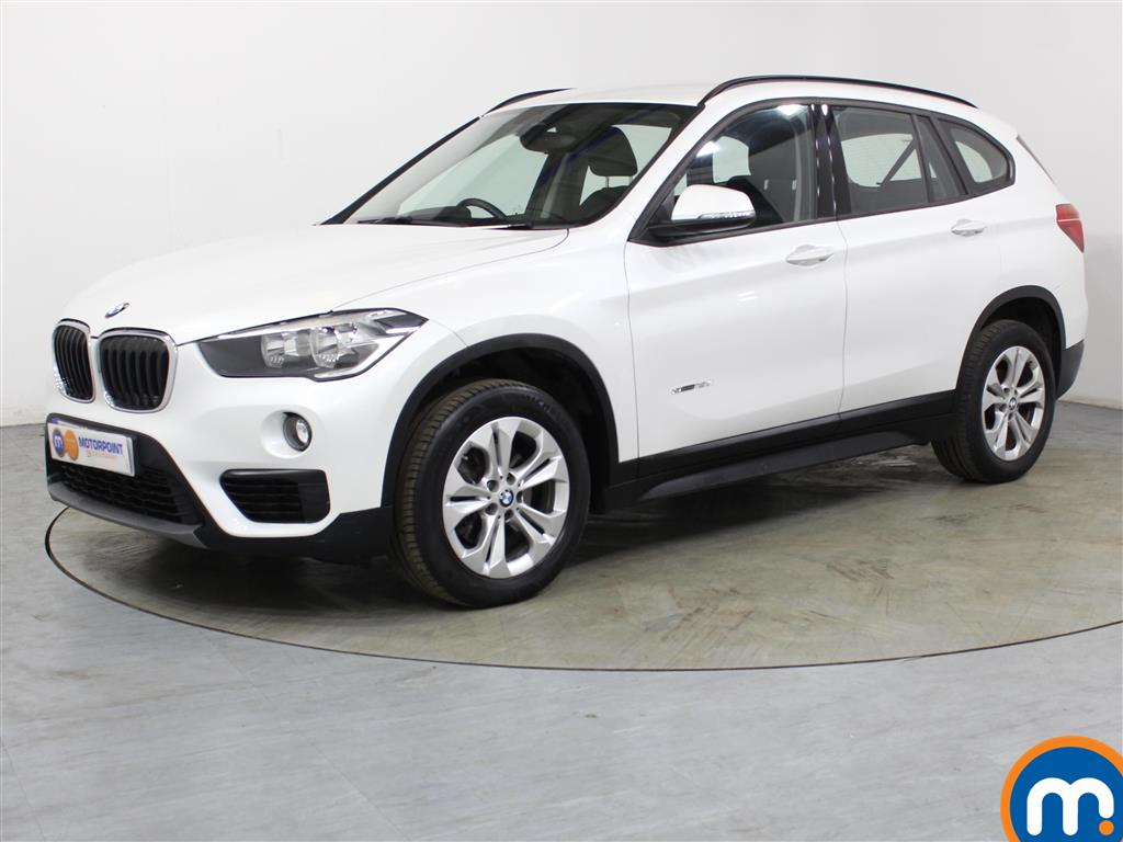 BMW X1 SE - Stock Number (1034921) - Passenger side front corner