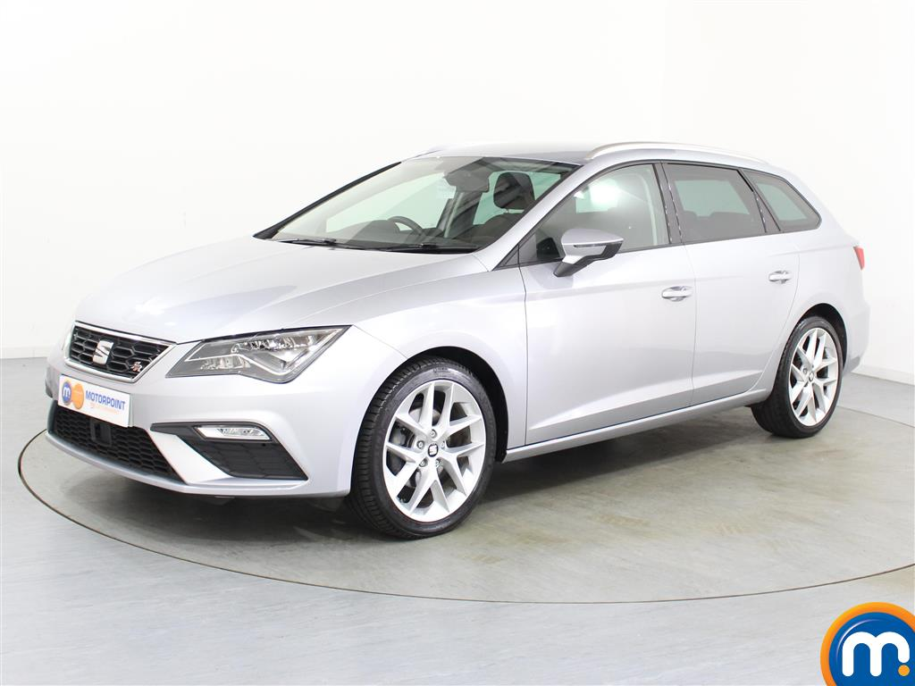 Seat Leon FR Technology - Stock Number (1041961) - Passenger side front corner