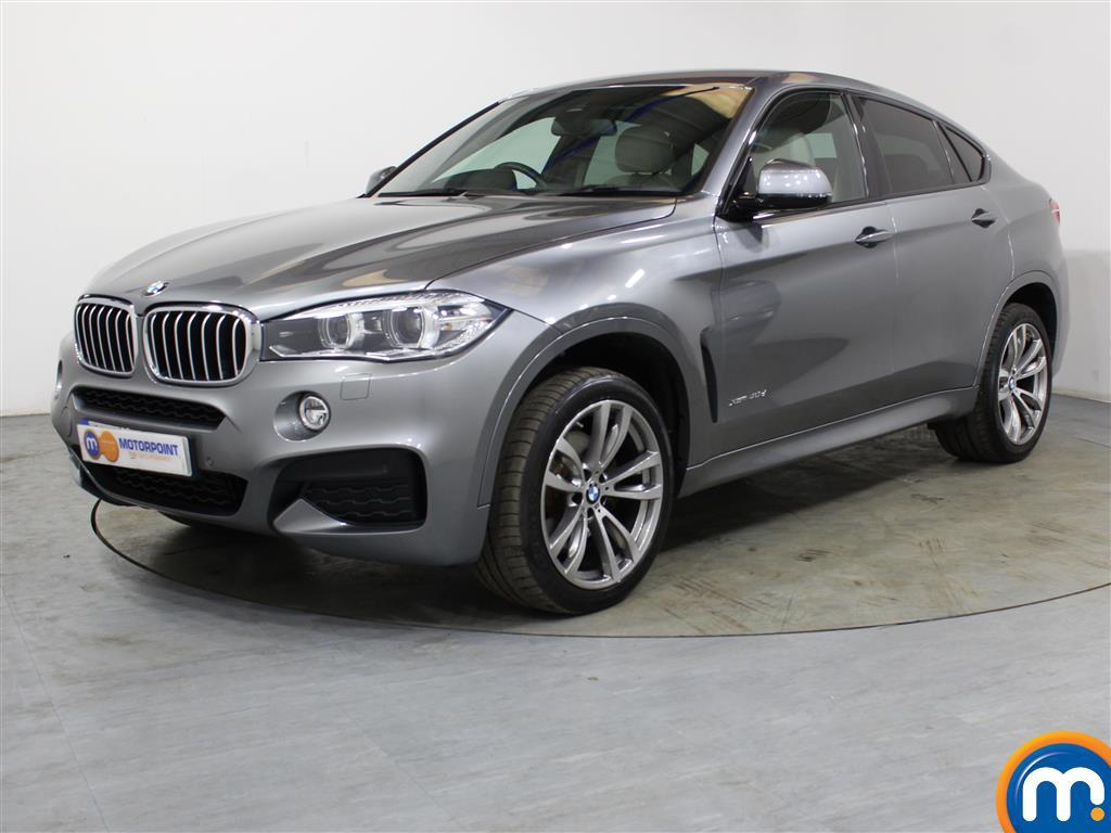 BMW X6 M Sport - Stock Number 1031639 Passenger side front corner