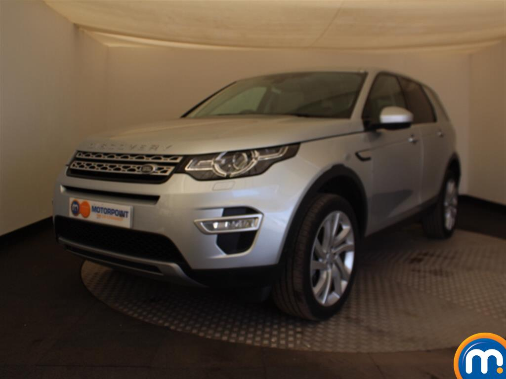 Land Rover Discovery Sport HSE Luxury - Stock Number (1042401) - Passenger side front corner