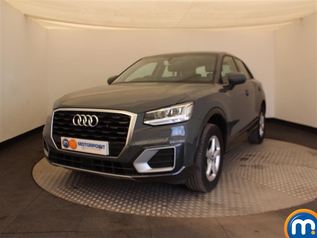 Audi Q2 SE - Stock Number (1043611) - Passenger side front corner