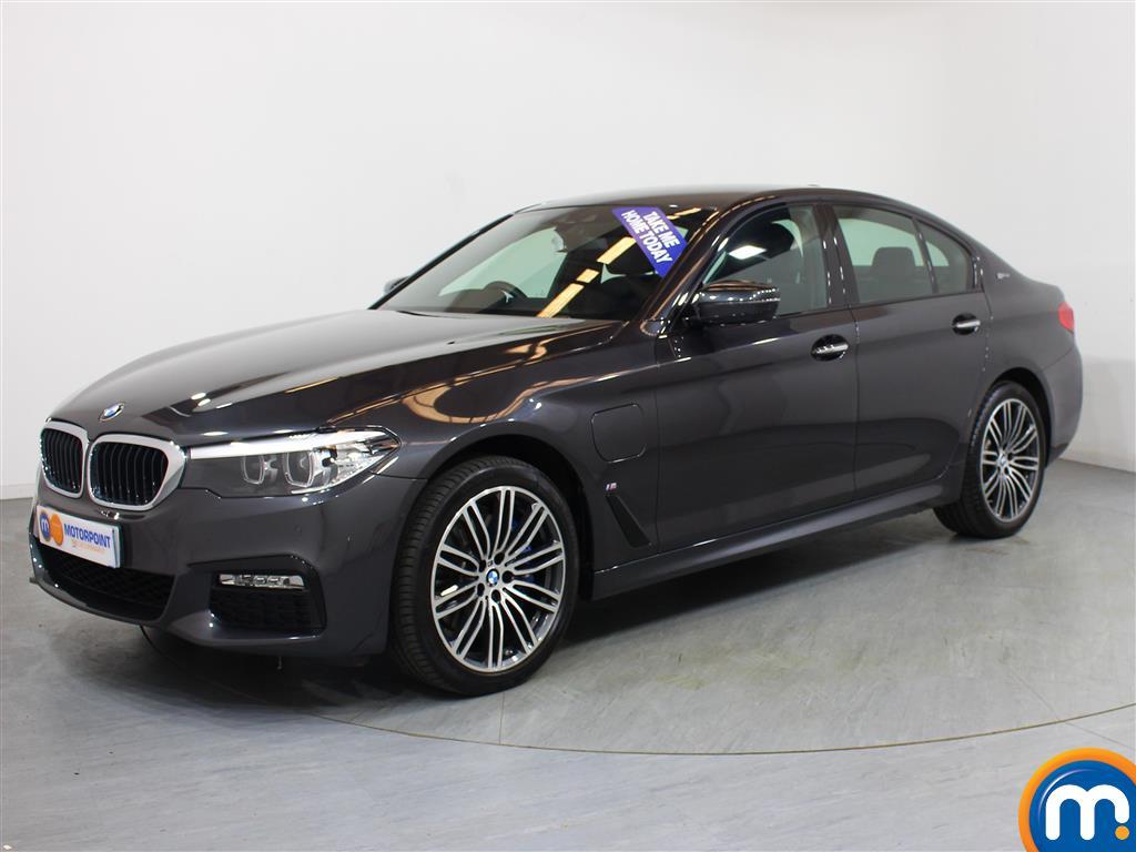 BMW 5 Series M Sport - Stock Number (1040138) - Passenger side front corner