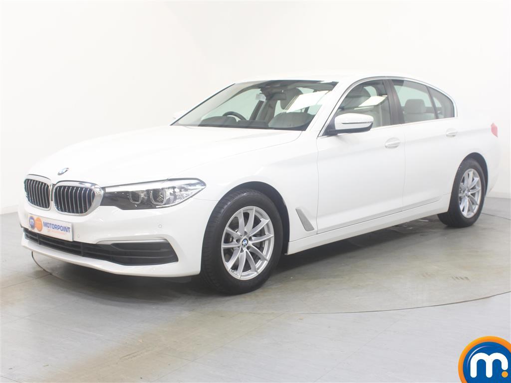 BMW 5 Series SE - Stock Number (1037553) - Passenger side front corner