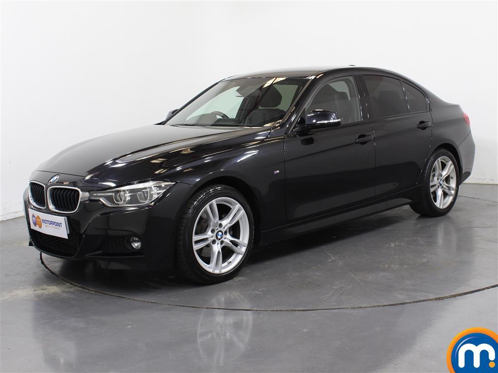 BMW 3 Series M Sport - Stock Number (1037959) - Passenger side front corner