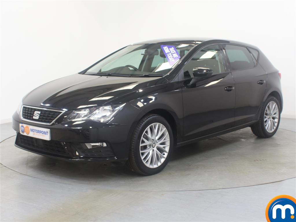 Seat Leon SE Dynamic Technology - Stock Number (1016364) - Passenger side front corner