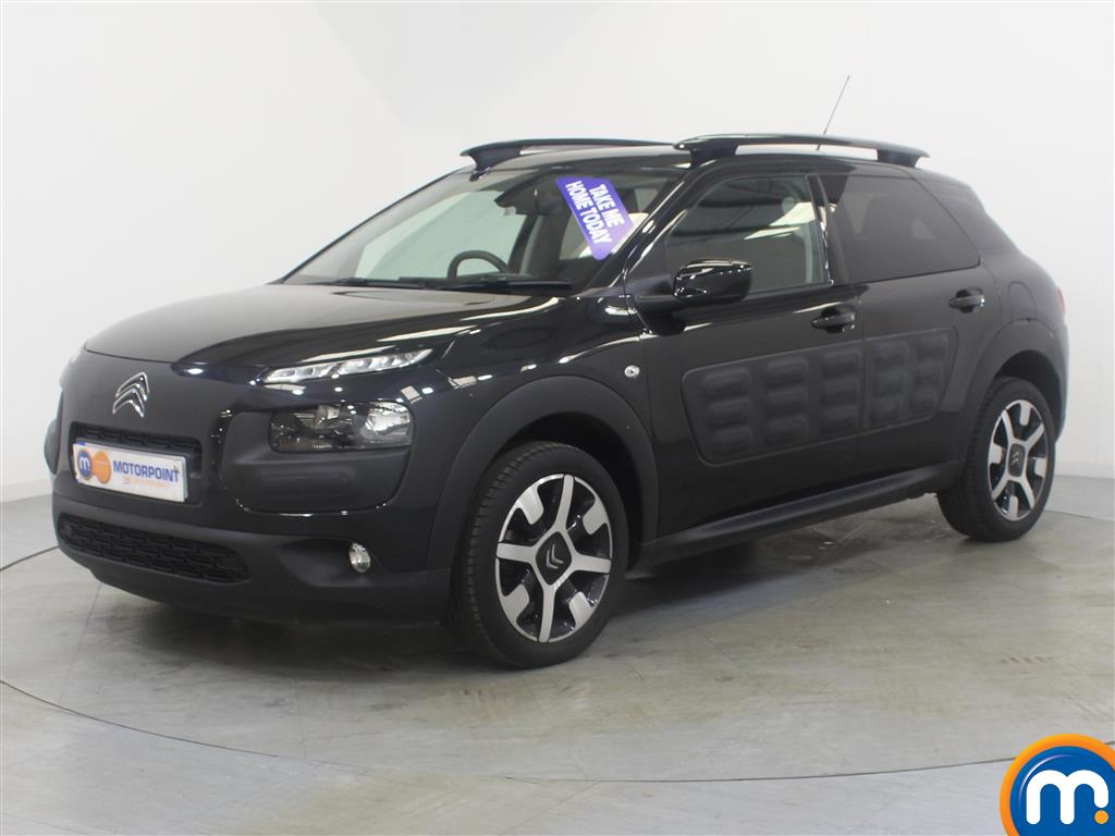 Citroen C4 Cactus Flair - Stock Number (1036363) - Passenger side front corner