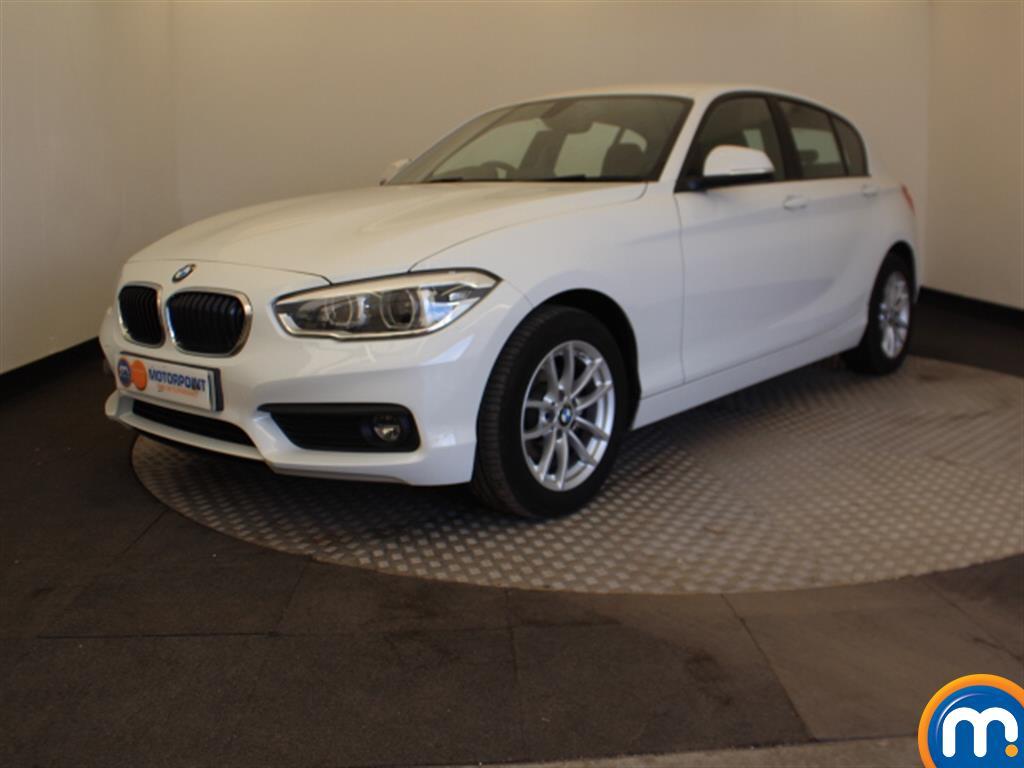 BMW 1 Series SE Business - Stock Number (1042049) - Passenger side front corner