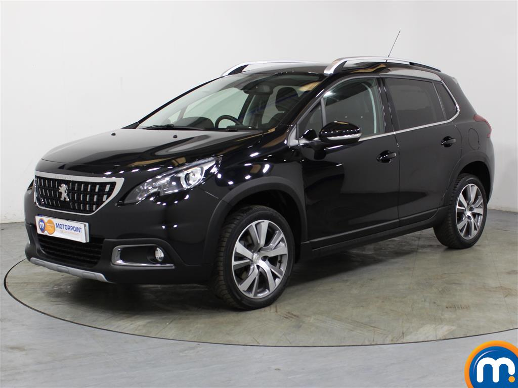 Peugeot 2008 Allure - Stock Number 1029626 Passenger side front corner