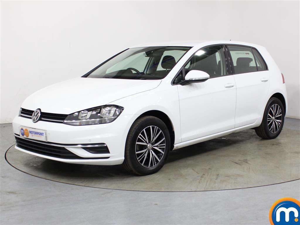 Volkswagen Golf SE - Stock Number 1035201 Passenger side front corner