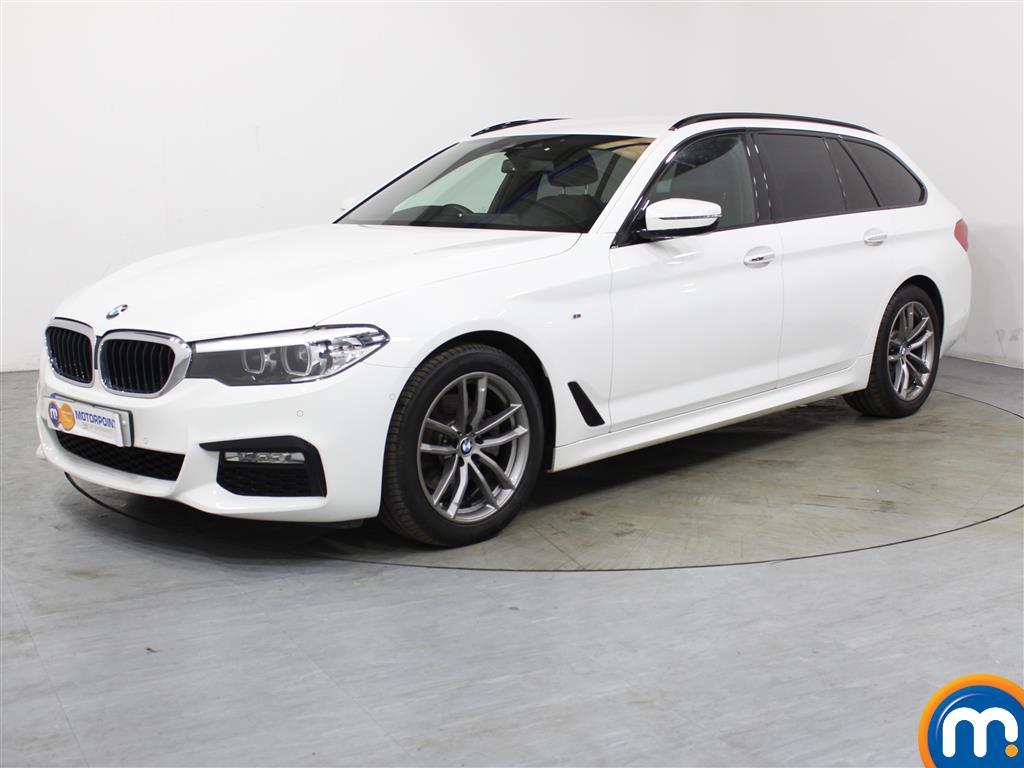 BMW 5 Series M Sport - Stock Number (1030865) - Passenger side front corner