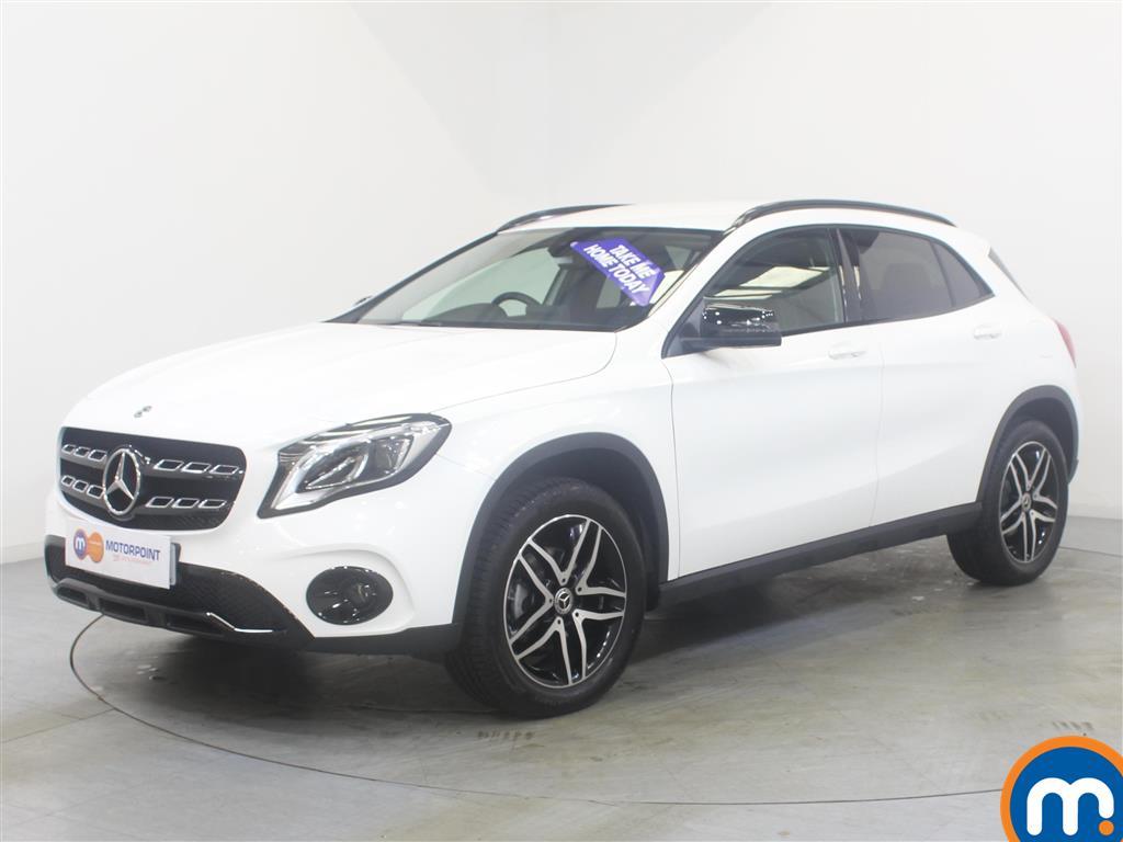 Mercedes-Benz Gla Class Urban Edition - Stock Number (1039631) - Passenger side front corner
