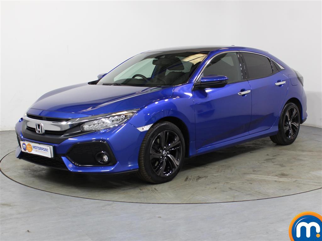 Honda Civic Prestige - Stock Number (1040393) - Passenger side front corner