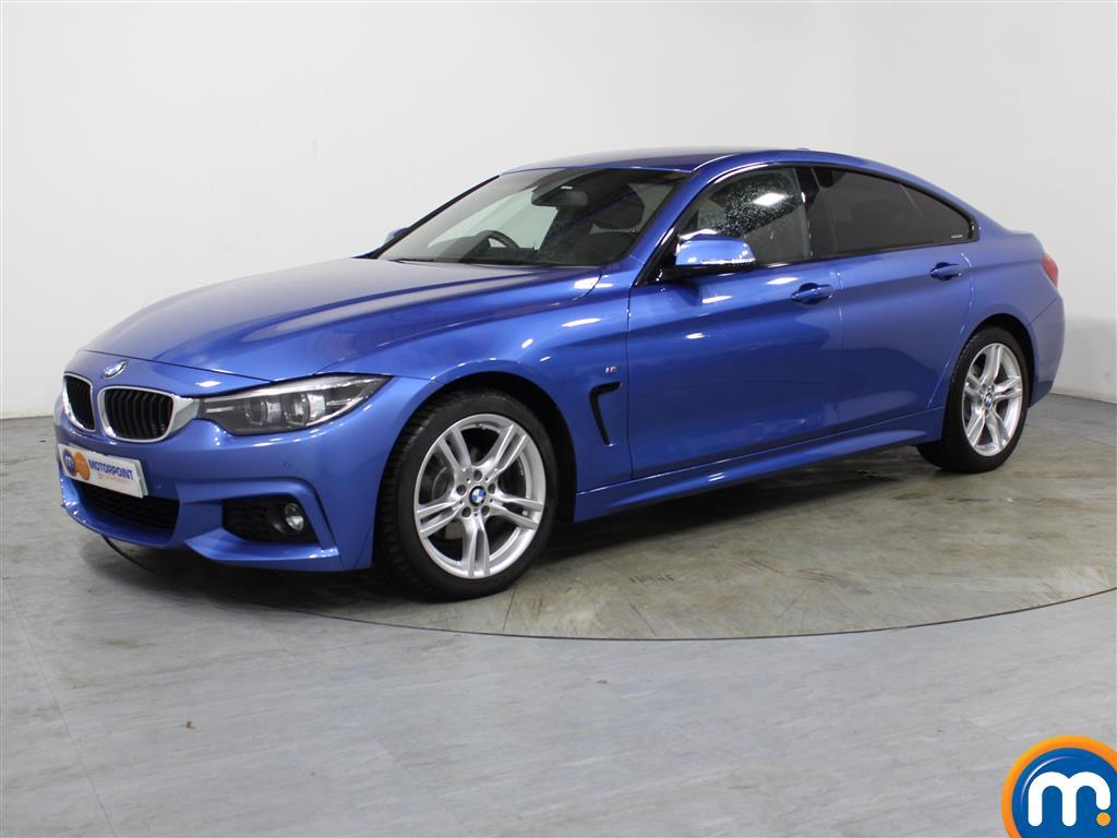 BMW 4 Series M Sport - Stock Number (1040156) - Passenger side front corner