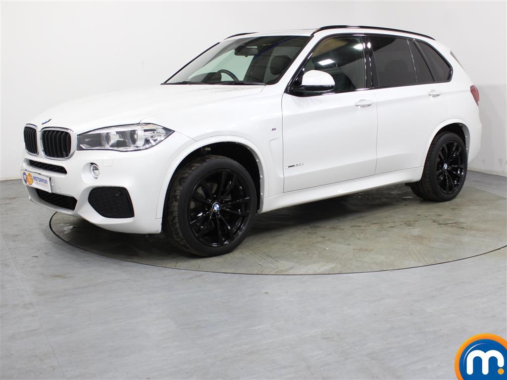 BMW X5 M Sport - Stock Number 1038217 Passenger side front corner
