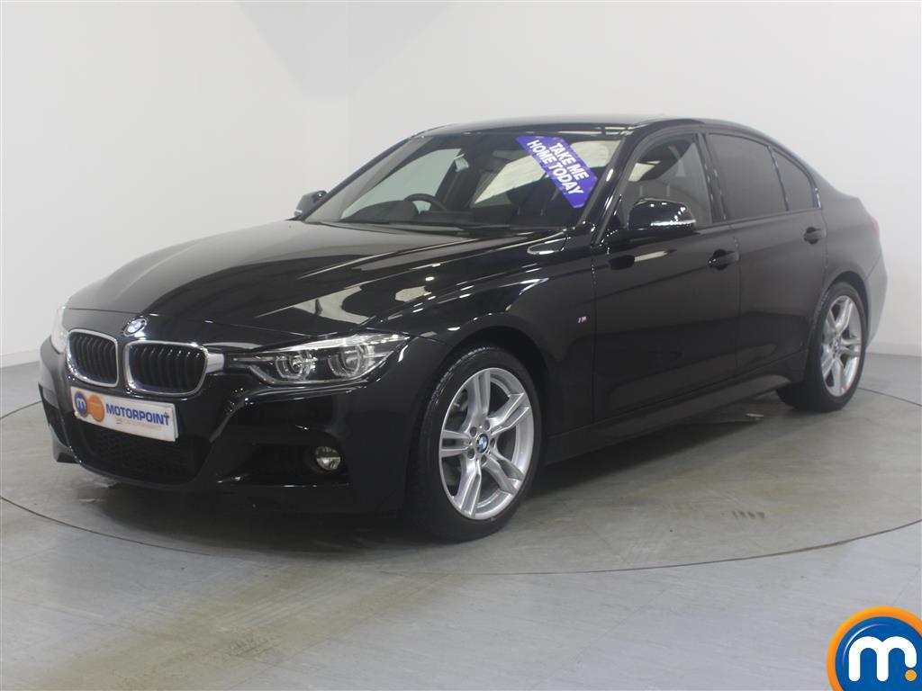BMW 3 Series M Sport - Stock Number (1039186) - Passenger side front corner
