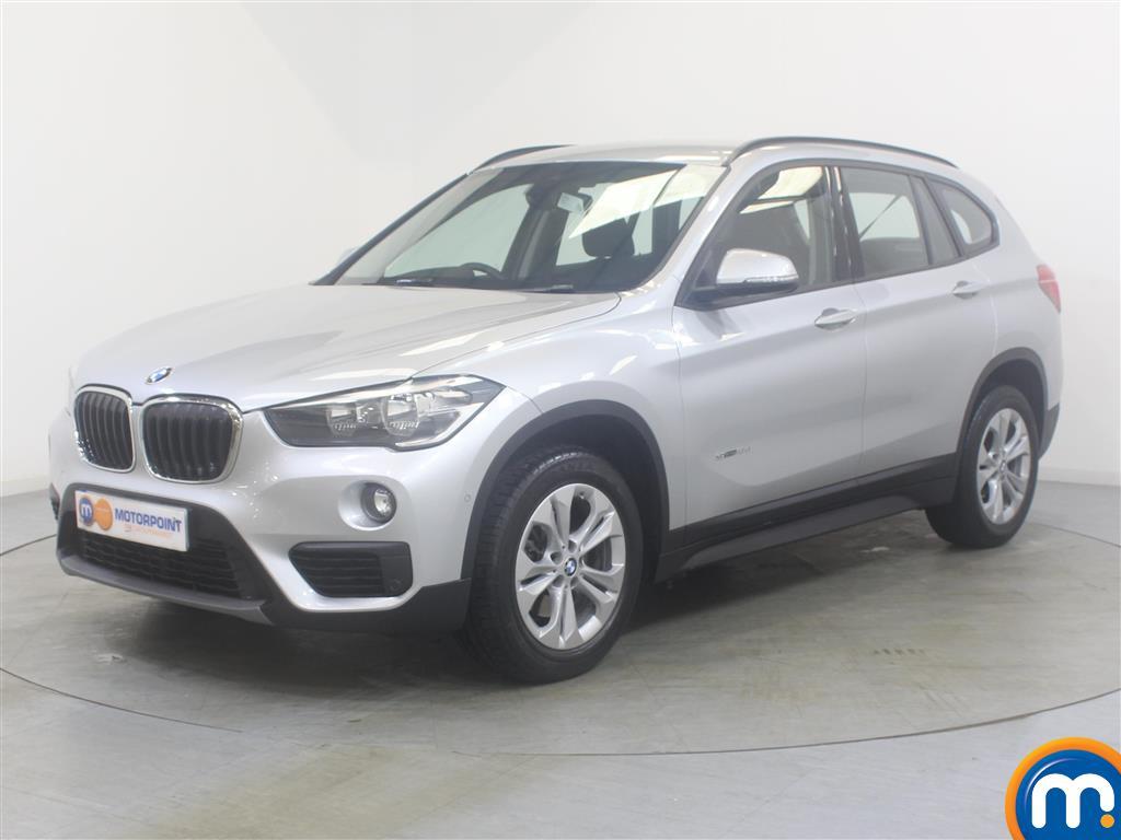 BMW X1 SE - Stock Number 1041214 Passenger side front corner