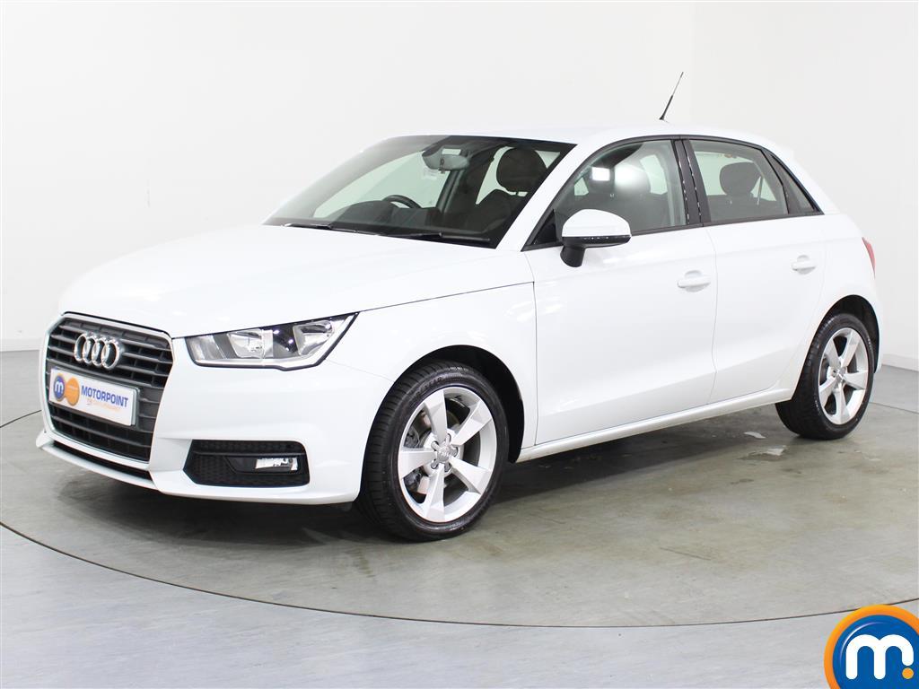 Audi A1 Sport - Stock Number (1042950) - Passenger side front corner