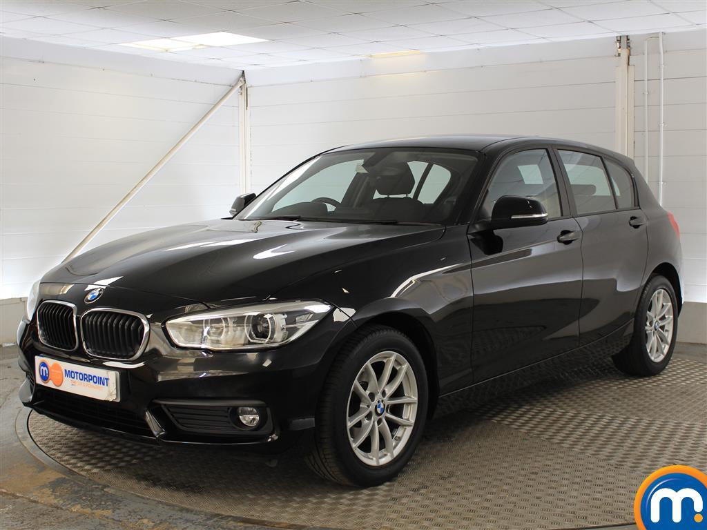 BMW 1 Series SE Business - Stock Number (1038764) - Passenger side front corner