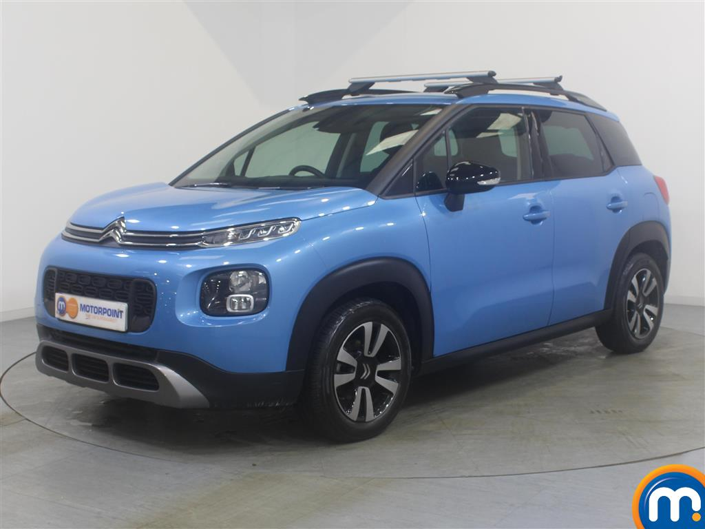 Citroen C3 Aircross Feel - Stock Number (1037988) - Passenger side front corner