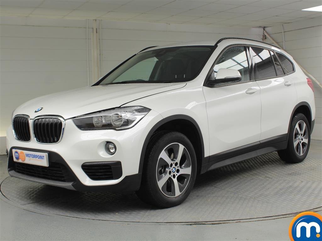 BMW X1 SE - Stock Number 1041195 Passenger side front corner