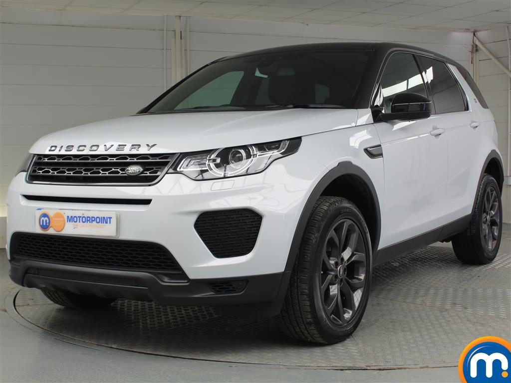 Land Rover Discovery Sport Landmark - Stock Number (1038812) - Passenger side front corner