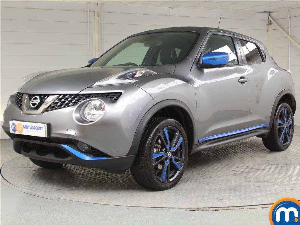 Nissan Juke Tekna - Stock Number 1037108 Passenger side front corner
